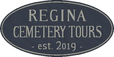 Regina Cemetery Tours – The Game Logo